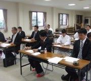 平成25年10月24日 筑後青年神職会(3部会)